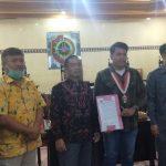 GMNI Mojokerto Desak DPRD Kabupaten dan Kota Menolak Omnibus Law