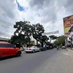 Imbas Perbaikan Jembatan Lembu Peteng Tulungagung, Jalan Raya Pasar Ngemplak Kerap Macet
