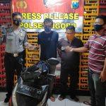 Penjambret HP Milik IRT di Jombang Baru 2 Bulan Keluar Bui