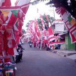 Kampung Bendera Surabaya Sepi Pembeli, Pedagang Tawarkan Produk Via Online
