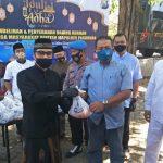 Polres Pasuruan Bagi 108 Hewan Kurban ke Warga dan Ponpes