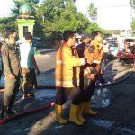 Gegara Obat Nyamuk, Kios di Situbondo Ludes Terbakar