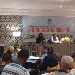 Terpilih Aklamasi, Joko Rustrianto Nahkodai Askot PSSI Kota Mojokerto