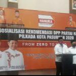 Solidkan Mesin Partai demi Pilkada, Hanura Kota Pasuruan Kumpulkan Kader