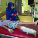 Ditabrak Motor di Situbondo, Bocah 10 Tahun Patah Tulang