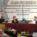 KPU Kota Pasuruan Belum Terima Revisi PKPU Nomor 1 Tahun 2020