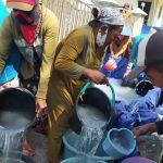 Telaga Sudah Kering, Warga Dua Desa di Lamongan Alami Krisis Air Bersih