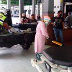 Diduga Terobos Lampu Merah, Dua Pelajar di Jombang  'Dihajar' Dua Truk