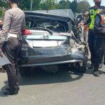Mobil Tertabrak KA Matarmaja di Blitar, 1 Orang Dikabarkan Kritis, 4 Luka-Luka