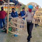 Polisi  Bongkar Lokasi Judi Dadu di Purisemanding Jombang