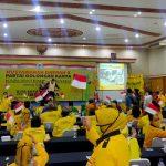 Musda Partai Golkar Jombang, Incumbent Jadi Calon Tunggal