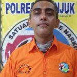 Gegara Narkoba, Pria Asal Surabaya Ditangkap Polisi Nganjuk