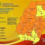 Pamekasan Tinggalkan Status Zona Merah, Sejumlah Kecamatan Masuk Zona Oranye
