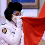 Siswi Asal Tulungagung, Resmi Dilantik Jadi Paskibraka Istana Negara HUT RI Ke 75