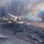 Bakar Sampah, Gudang SD Muhammadiyah Pucang Sidoarjo Terbakar
