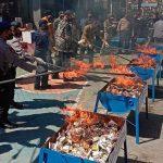 Ratusan Ribu Rokok Ilegal Senilai Rp 499,7 Juta di Probolinggo, Dimusnahkan