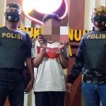 ABG Asal Surabaya Curi Ponsel di Dalam Kamar Kos