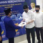 Pilkada Kota Pasuruan, Rekomendasi Partai Nasdem Turun ke Teno – Hasjim