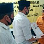 DPP Partai Hanura Percayakan Tiket Pilwali Pasuruan ke Paslon Tegas