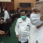 Hasil Rontgen Sekda dan Dua Pejabat Pemkab Jombang Belum Stabil