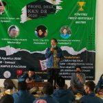 Sambangi KKN DR, Rektor Unisla: Kembangkan Potensi Ekonomi di Wilayah Masing-masing!