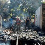Kompor Meledak, Dua Rumah di Situbondo Jadi Arang