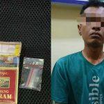 Bawa Sabu, Pemuda Blitar Diciduk Polisi