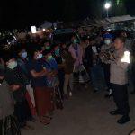 Desak Tangkap Pelaku Penipuan, Ratusan Alumni Ponpes Sukorejo Luruk Mapolres Situbondo