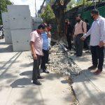 Dewan Pemkot Surabaya, Minta Dinas PU Bina Marga Evaluasi Kinerja Kontraktor