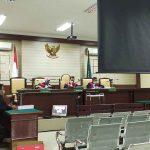 Tiga Terdakwa Korupsi Pasar Manggisan Jember Dituntut 7 Tahun 6 Bulan