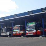 Adaptasi Masa Pandemi Covid-19, Jumlah Bus Beropersi di Terminal Tulungagung Baru 60 Persen