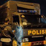Polisi Masih Selidiki Penyebab Innova Tabrak Iringan Mobil Polres Jember