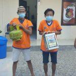 4 Tersangka Pencuri Tabung Elpiji dan Kotak Amal Dirungkus, 2 Masih di Bawah Umur