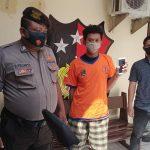 Pelaku Jambret di Surabaya Ditangkap Usai Rampas HP Warga Jombang