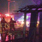 Video: Bikin Heboh, Warung Kopi di Jember Terbakar Ketika Pemilik Pergi