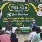 Peringatan 40 Hari Mendiang Gus Im Digelar Sederhana di Ponpes Denanyar Jombang