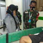 Lerai Perkelahian, Anggota Kodim Probolinggo Jadi Korban Pembacokan
