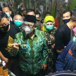Gubenur Jatim Tinjau Pelaku UMKM di Blitar, Dorong Perluas Market