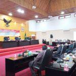 Wali Kota Blitar Tanggapi Pandangan Umum Fraksi terkait Reperda APBD-Perubahan 2020