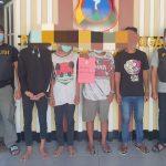 Kasus Sabu, Polisi Surabaya Bekuk 4 Remaja di Bawah Umur