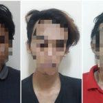 Polresta Sidoarjo Ringkus 3 Pengedar Narkoba Jaringan Jemursari