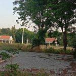 Meski Pandemi, Revitalisasi Alun-alun Kota Probolinggo Dilanjut
