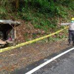 Mayat Lelaki Tak Dikenal Ditemukan di Gubuk Jalur Gumitir Banyuwangi-Jember