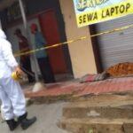 Diduga Sakit, Pengamen Pasar Kutukan Garum Blitar Meninggal di Emper Toko