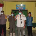 Pjs Bupati dan Wakapolres Blitar Pimpin Operasi Yustisi di Kuningan Kanigoro