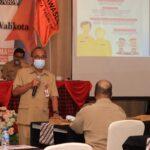 Pj Sekda Kota Pasuruan Ingatkan ASN Netral di Pilkada