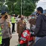 Tak Pakai Masker di Blitar, Didenda Ratusan Ribu Rupiah