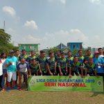 Dilatih Penjual Kerupuk, Tim Sepak Bola Desa di Jombang Lolos LDN