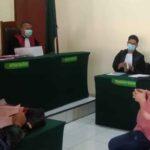 Terdakwa Penggunaan Hak Paten Pondasi KSLL Pembangunan Gedung IGD RSUD Sidoarjo Diadili
