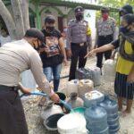 Beberapa Wilayah di Kabupaten Ngawi Mulai Kesulitan Air Bersih